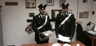 Arrestato pusher di Bracciano ad Oriolo Romano, sorpreso con la droga