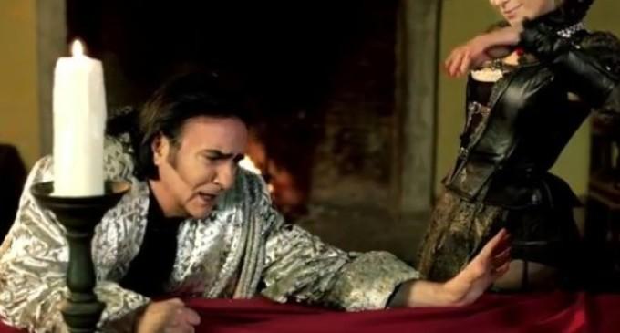"""Musica. Il video """"Alla fine"""" di Renato Zero girato al Castello Odescalchi"""
