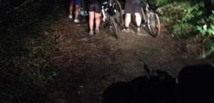 Salvati stanotte 4 ciclisti smarriti tra i colli ceriti