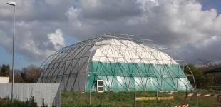 Cerveteri: aperto fino al 21 gennaio il bando pubblico per la gestione del Pallone Geodetico di Valcanneto