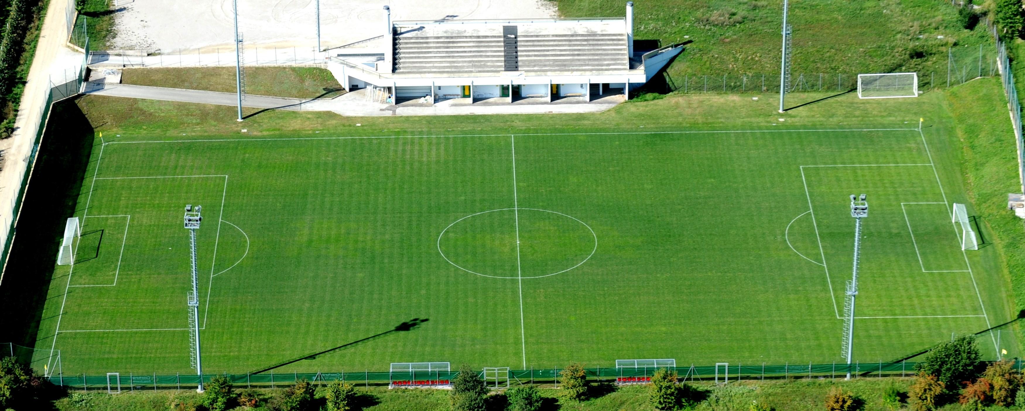 Ladispoli recuperati 121mila euro per il campo sportivo for Campo sportivo seminterrato