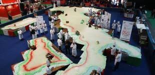 EXPO 2015: la torta più grande del mondo