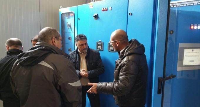 Ronciglione: in funzione il nuovo potabilizzatore dell'acqua