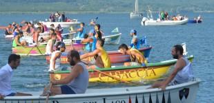"""Ronciglione: """"La Valle"""" si aggiudica il Palio delle Barche 2015"""