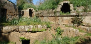 Cerveteri: il primo week end di settembre in compagnia degli Etruschi