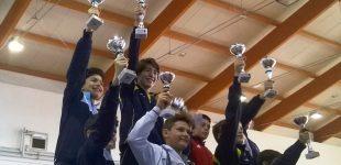 Cerveteri. L'Etruria Scherma regina del Campionato Regionale Lazio