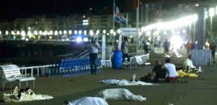 Francia ancora nel terrore: ieri sera attacco a Nizza, più di 80 i morti, 18 i feriti gravissimi