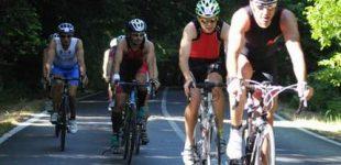 Ronciglione, Lago di Vico: tutto pronto per il triathlon olimpico valido per il rank nazionale