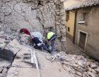 Terremoto, l'intervento della Regione Lazio