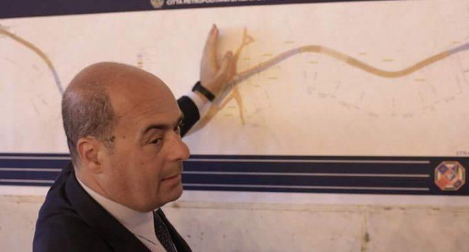 Lazio: Zingaretti inaugura tratto della tangenziale dei Castelli