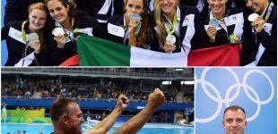 """Intervista a Fabio Conti, allenatore del """"Setterosa"""", medaglia d'argento ai Giochi Olimpici Rio 2016"""