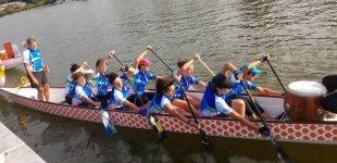 Tarquinia e Civitavecchia argento ai campionati di Dragon Boat