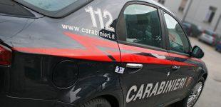 Riano, carabinieri arrestano ragazza 18enne, sorpresa mentre rubava in abitazione