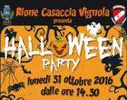 Cerveteri, ad Halloween eventi con il Rione Casaccia e con la Biblioteca comunale