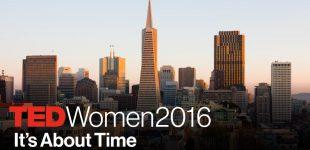 A Roma sbarca il TEDWomen 2016