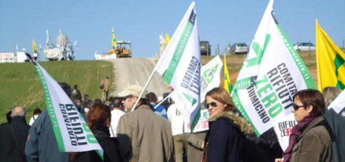 Comitato Rifiuti Zero Fiumicino: Situazione rifiuti Roma Nord vera monnezza