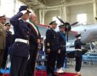 Cerimonia di avvicendamento del Comandante dell'Aeroporto di Vigna di Valle – Foto