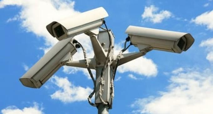 Tolfa: ultimati i lavori per la videosorveglianza