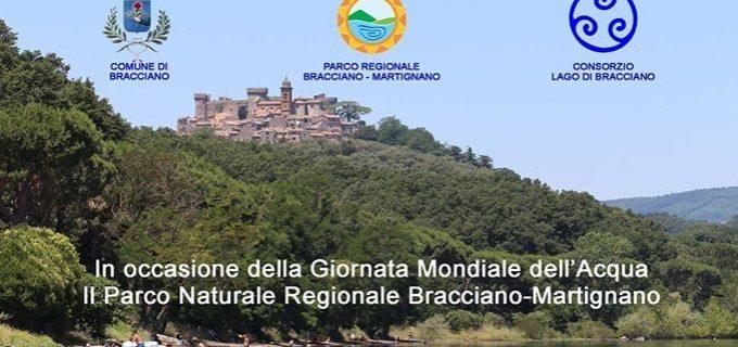 21 marzo a Bracciano: Le acque del Parco