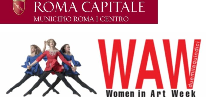 Women in Art Week: fino all'8 Marzo appuntamenti e dibattiti culturali