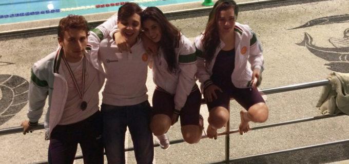 Nuoto: successi per gli atleti del Tc Le Molette nel Trofeo Foro Italico