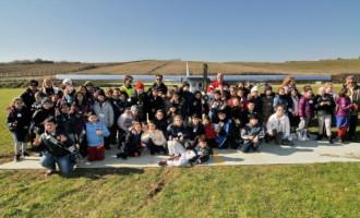 """Anguillara: il 28 Maggio la manifestazione conclusiva del progetto """"Un volo in sicurezza"""""""
