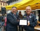 Ronciglione: grande successo per le Mille Miglia 2015