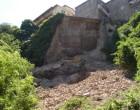 Ronciglione: rifacimento del muraglione sulla Valle Vicana