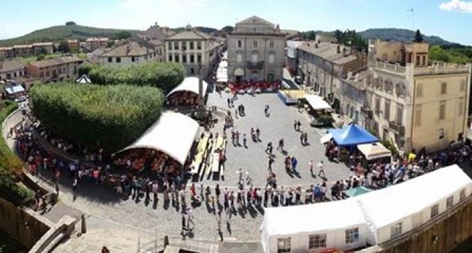 Matrimonio Oriolo Romano : Oriolo romano meno di un mese alla ° edizione della