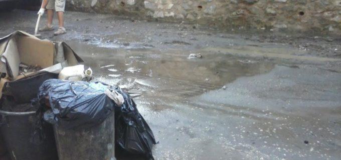 Bracciano: un condominio inondato dal fango, autorità latitanti, responsabilità fantasma