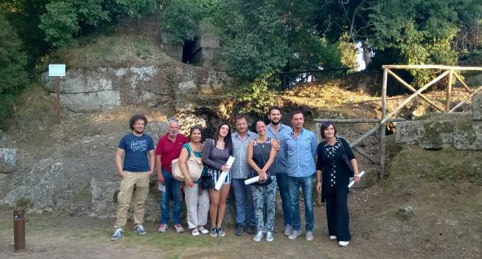 """Cerveteri: """"Il Viaggio Dantesco"""" in scena il 26 e 27 Settembre alla Necropoli della Banditaccia"""