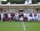 """""""Un altro calcio è possibile"""" a Bracciano: il 14 Ottobre in campo Aeronautica militare, Esercito italiano, Guardia di Finanza e TOP C.U.P."""