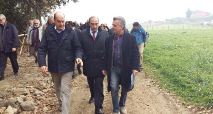 """Giubileo, Minnucci (PD): """"Ponte Francigena Nord risultato buona Amministrazione"""""""
