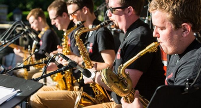 Tuscia in Jazz Festival 2016: dagli Usa l'Elmhurst College Jazz Band