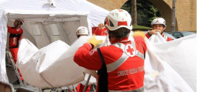 """Parte il Campo Scuola della Croce Rossa """"Anch'io sono la Protezione Civile"""""""