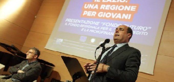 Fondo futuro: 35 milioni da Regione Lazio per sostenere nuove attività