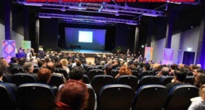 """Ladispoli, gli studenti dell'Istituto """"G. Di Vittorio"""" all'inaugurazione dell'Auditorium """"Massimo Freccia"""""""