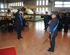 Aeroporto Vigna di Valle: Cambio di Comando al Gruppo Servizi generali