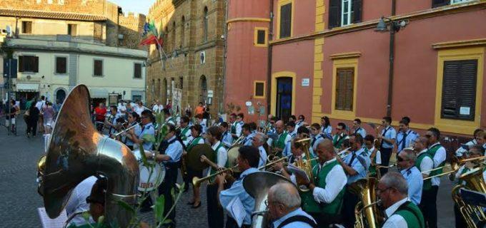 Inaugurata la nuova sede del Gruppo Bandistico Caerite: gemellaggio in musica tra Cerveteri e Tolfa