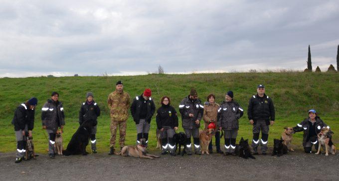 Esercito, conclusa a Cesano esercitazione della Protezione Civile