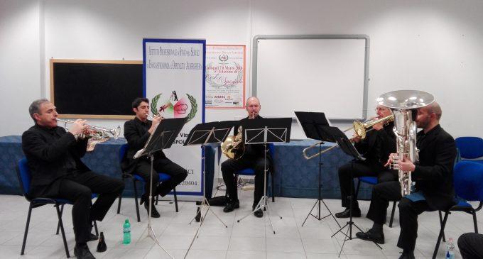 """Alberghiero Ladispoli: secondo concerto dell'orchestra """"Renzo Rossellini"""""""