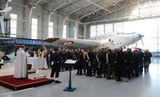 Vigna di Valle, al Museo dell'Aeronautica Militare la cerimonia di venerazione della Virgo Lauretana