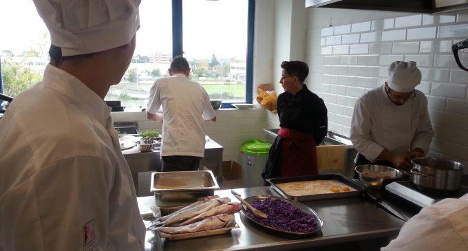"L'avanguardia in cucina: l'Alberghiero di Ladispoli partecipa a ""Food Challenge & Reinventing"""