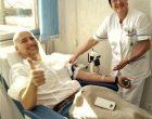 """Ladispoli, successo per la giornata di donazione del sangue all'IS """"Giuseppe Di Vittorio"""""""