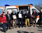 Ladispoli, una nuova ambulanza per La Fenice