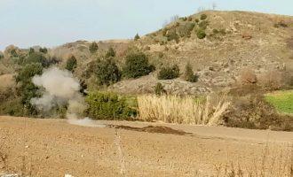 Vigna di Valle, rinvenuto ordigno. Carabinieri lo fanno brillare in area sicura