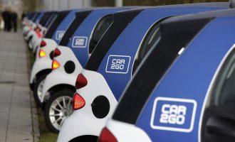Il Car sharing cresce in tutta Italia: Roma è al terzo posto