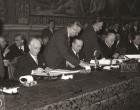 Sabato 25 marzo 60esimo anniversario della firma dei Trattati di Roma