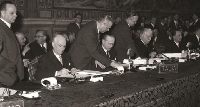 Trattati di Roma, allerta sicurezza per sabato