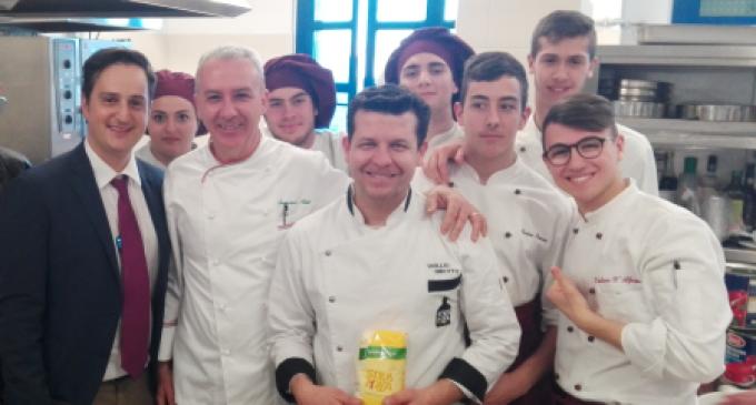 Giornata della Pizza all'Istituto Alberghiero di Ladispoli